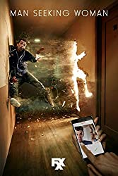 14inch x 21inch/35cm x 52cm Man Seeking Woman Silk Poster Christmas Gift For Family Best Gift For Children