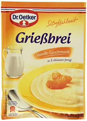 Preisvergleich Produktbild Dr. Oetker Grießbrei Vanille,  90 g