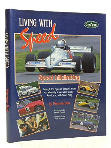 Living with Speed por Norman Burr
