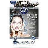 actymask Acty Mask–Maschera Tessuto idrogel al Caviar