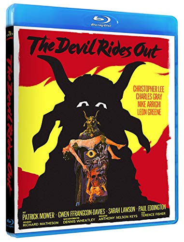 Devil Rides Out - Limited Edition - Hammer Edition Nr. 28 [Blu-ray]