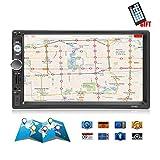 WWCAR 7010G 2 Din Auto Radio GPS Navigation Autoradio Bluetooth AUX USB-MP3-Stereo-Audio FM Radio 2din Multimedia Player Kamera