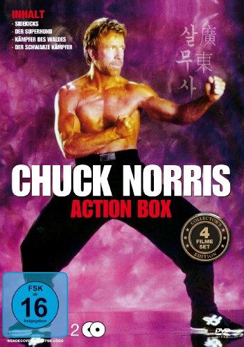 Bild von Chuck Norris - Action Box [2 DVDs]