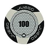 Juego Fichas de poker valor 100