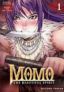 Momo the Beautiful spirit Edition simple Tome 1