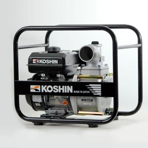 """KOSHIN Benzin-Wasserpumpe 3\"""" für Schmutzwasser STV-80X"""