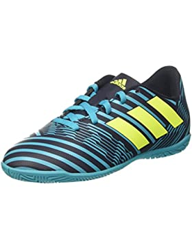 Adidas Nemeziz 17.4 in J, Zapatillas de Fútbol Sala Unisex Niños