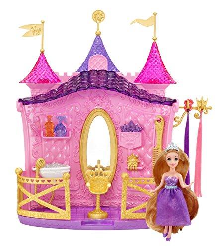 Mattel bdj57-Disney pr. Shimmer Style Salon, ankleid Accessoires de poupées