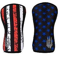 Bear KompleX Knee Sleeves (Sold As A Pair of 2) for Cross Fitness, Weightlifting, Wrestling, Basketball, Squats... preisvergleich bei billige-tabletten.eu
