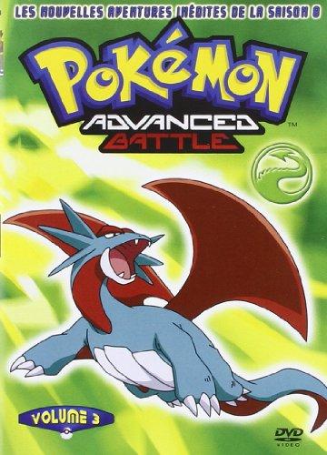 Pokémon, saison 8, vol. 3