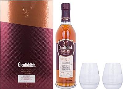 Glenfiddich Master's Malt Master´s Edition with glasss