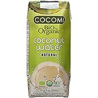 Cocomi Agua de Coco Natural - 12 Tetrabriks