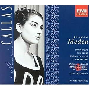 Medea (Bernstein, Callas)
