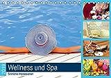 Wellness und Spa 2019. Sinnliche Impressionen (Tischkalender 2019 DIN A5 quer): Luxus pur: 12 sinnliche Impressionen, die beim Betrachten für ... 14 Seiten ) (CALVENDO Gesundheit)