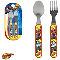 Blaze and the Monster Machine–Set 2Metal Cutlery Suncity bla102357