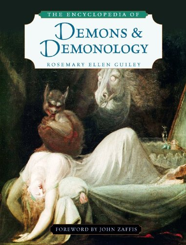 Price comparison product image The Encyclopedia of Demons and Demonology
