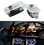 LIKECAR 2pcs einstiegsbeleuchtung auto projektor LED Willkommen Logo Tür schießen Licht