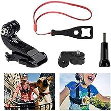 Fantaseal Kit di montaggio Action Camera 1/4