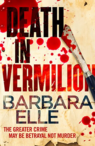 Book cover image for Death In Vermilion (The Cape Mysteries)