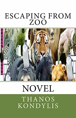 Escaping From Zoo! (English Edition)