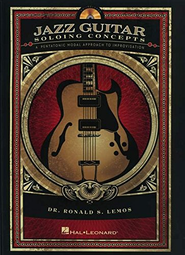Jazz Guitar Soloing Concepts (Book & CD)