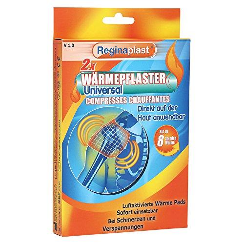 WAERMEPFLASTER CA 13X9.5CM, 2 St