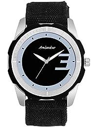 Armbandsur Analog black dial elegant Watch-ABS0030MBB
