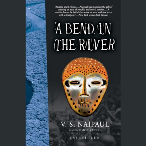 A Bend in the River  Audiolibri