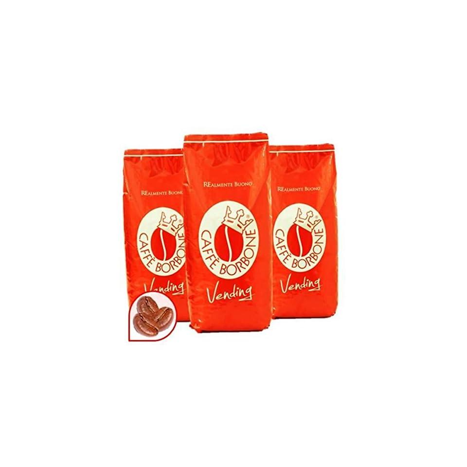 Caffè in grani Borbone 1