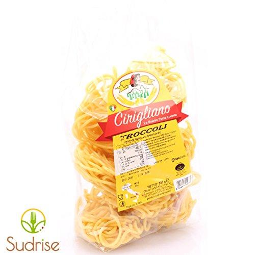 Troccoli 500g Pasta di Moliterno - 6 pacchi da 500g -