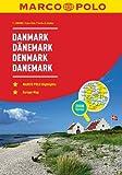 MARCO POLO Reiseatlas Dänemark 1:200 000: Wegenatlas 1:200 000 (MARCO POLO Reiseatlanten) -