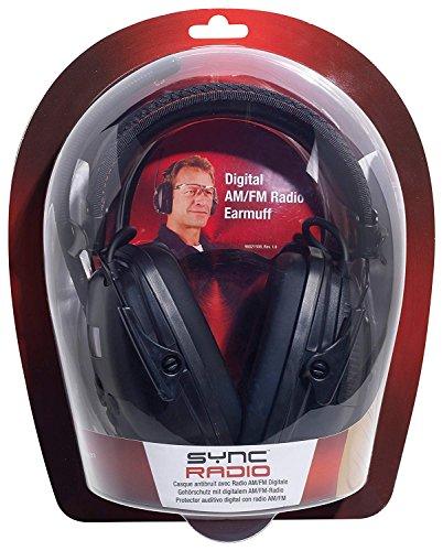 Honeywell 1030330 Howard Leight Sync Radio Digital Earmuff - 2