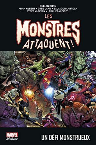 Les monstres attaquent T01 un défi monstrueux par Cullen Bunn