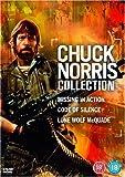 Chuck Norris Collection (3 Dvd) [Edizione: Regno Unito] [Edizione: Regno Unito]