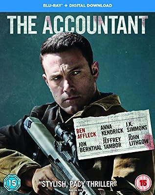 The Accountant [Blu-ray] [2017]
