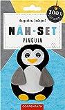 Näh-Set: Filzanhänger Pinguin (100% selbst gemacht)