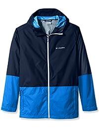 Columbia Men Big & Tall Roan Mountain Jacket,Collegiate Navy/Hyper Blue,Large/Tall