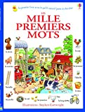 Les mille premiers mots - Usborne - 27/02/2014