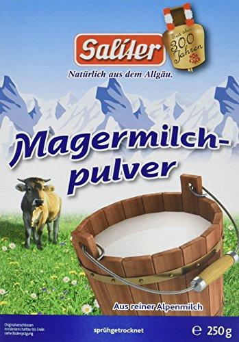 Saliter Alpen Magermilchpulve, 10er Pack (10 x 250 g)