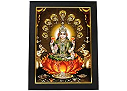 Godess Dhana Lakshmi Photo Frame
