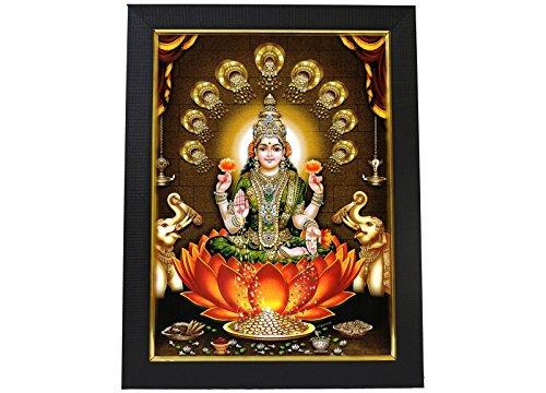 Godess Dhana Lakshmi Photo Frame