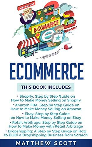 Ecommerce Shopify Amazon Fba Ebay Retail Arbitrage Dropshipping