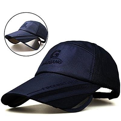 JIA&YOU Neue Sommer Hut versenkbare Visier weibliche Sun Liang Mao Caps Angeln Outdoor-Baseball Cap Fabrikverkauf
