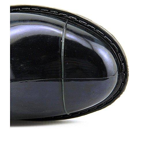 Guess Cicely Synthétique Botte de Pluie Black Multi
