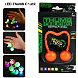 #4: Light Up Thumb Yoyo Fidget Toys, Anti Stress, Random Color