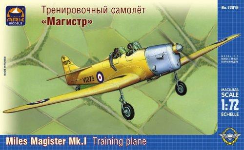 ARK Models AK72019 - Miles Magister Mk.1 Training Plane