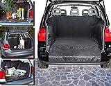 Bâche protectrice -Boîtier étanche pour l'intérieur de la voiture (145 x 145 cm)