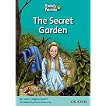 Family And Friends Readers 6. The Secret Garden (Family & Friends Readers)