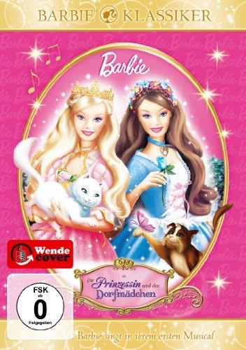 Barbie als: Die Prinzessin und das Dorfmädchen hier kaufen