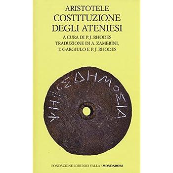 Costituzione Degli Ateniesi